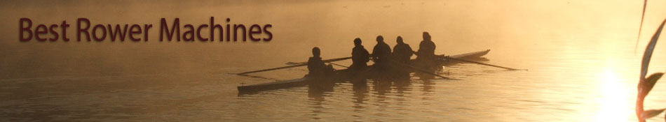 Rowing Machine Banner